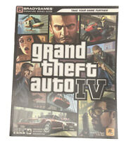 Grand Theft Auto IV Strategy Guide by Brady Games Staff 2008 Paperback