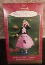 Hallmark Keepsake Ornament - 1950s BARBIE Ornament - dated 2001