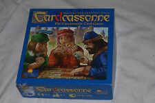 Cardcassonne 2009 Rio Grande Games, Standalone Carcassonne Card game, excellent