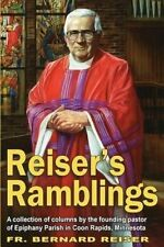 USED (GD) Reiser's Ramblings Book: A Collection of Columns by the Founding Pasto