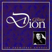 CELINE DION - Les premieres annees 18TR CD 1993 POP / CHANSON