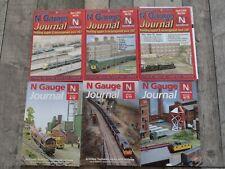 More details for 6 * 2019 n gauge journal