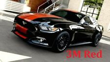 """Ford Mustang 10"""" Racing Stripes Graphic Decal 40 Feet 3M Any Color Vinyl 480inch"""