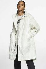 Nike Sportswear NSW Printed Jacket Men's White Light Bone AR1598-100 size XXL