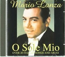 Mario Lanza : O Sole Mio CD ALBUM new sealed