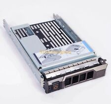 "Hybrid Drive Carrier 3.5"" tray 2.5"" adapter Dell 9W8C4 F238F T320 T420 R310 T430"