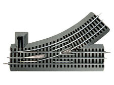 LIONEL-FASTRACK-031-LEFT-HAND-REMOTE-SWITCH-O-GAUGE-train-turnout-track-6-81254