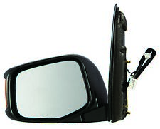For 2011-2013 Honda Odyssey Touring Signal Power Heat Memory Mirror Driver Side