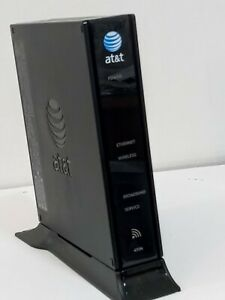 AT&T -  Pace 4111N 100 Mbps 4-Port 10/100 Wireless N Router