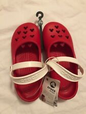 f3d99c900bf25f Disney Crocs Size Youth 1 3