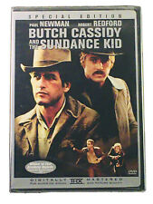 Butch Cassidy & the Sundance Kid (Dvd 2000 Ws) Pg Outlaw Paul Newman Redford New