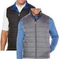 Callaway Golf Mens Performance Stretch Fiber-Fill Fleece Thermal Vest