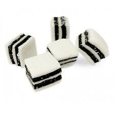 Black and White Mints Liquorice Cream Retro Sweets Allsorts Inspired Pick 'N Mix