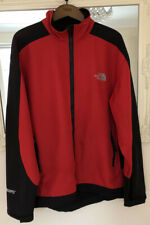 Mens The North Face Windstopper Tamaño XL rojo de la serie Summit