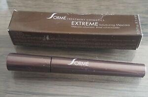 Sorme Cosmetics Extreme Volumizing Mascara, Black/Brown  #E02