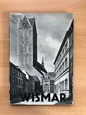 Wismar; 1938 beschrieben vom Werner Burmeister; Aufgenommen von der Staatlichen