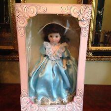 "Royal House of Dolls ""Bridesmaid Blue"" Original Box 14"" H Good Condition"