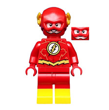 Lego The Flash 76117 Gold Outlines, Yellow Boots Super Heroes Minifigure