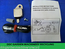 Stihl ts 350 electronic ignition kit change from points for better starting etc