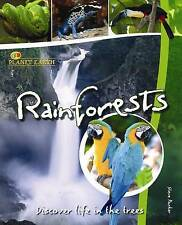 Rainforests (Qed Planet Earth)-ExLibrary