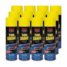 Stoner Car Care 91034 12oz Trim Shine Protectant Aerosol, 12 Pack