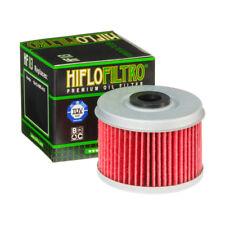 FILTRE HUILE HIFLOFILTRO HF113 Honda TRX300 FW Fourtrax (4WD) 1987 < 2001