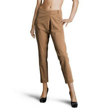 MANGO Pantalon NEUF coupe carotte façon sarouel couleur marron taille 42