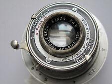 Vintage Wollensak Velostigmat 2 Inch f4.5 Lens - Unkown Mount - Interesting, EX+
