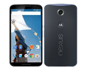 MOTOROLA NEXUS 6 XT1100 3gb 32/64gb Quad Core 13Mp Android 5.0 4g LTE Smartphone