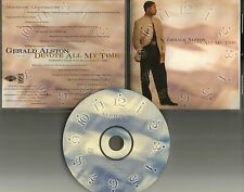 The Manhattans GERALD ALSTON Devote all my time w/ RARE EDIT PROMO DJ CD Single