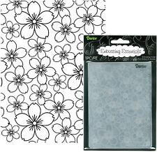 Flowers Embossing Folder Cherry Blossom 1218-67 Darice embossing folders