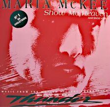 MARIA MCKEE show me heaven HANS ZIMMER car building BO DAYS OF THUNDER MAXI  EX+
