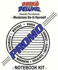 更- The Musicians Promo  Notebook Kit-