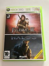 Fable 2 Y Halo  3 Double Pack