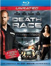 Death Race  DVD Blu-ray Jason Statham, Ian McShane, Tyrese Gibson