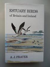 Estuary Birds of Britain and Ireland 1981 Vögel Ornithologie