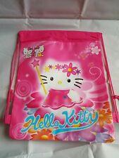 Hello Kitty Drawstring PE, Swimming, Party Bag For Kids Girls