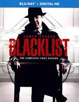 The Blacklist: Season 1 [Blu-ray] NEW! James Spader