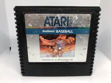 RealSports Baseball (Atari 5200)  Cartridge Only!