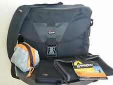 lowepro Stealth reporter d300aw, new, with all original accessory bags & pieces