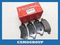 Pills Front Brake Pads Pad PEUGEOT 306 Citroen Xsara Picasso