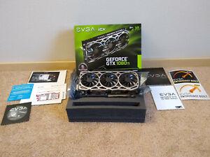 EVGA GeForce GTX 1080 Ti FTW3 GAMING 11GB GPU - with OC BIOS - NVidia 1080Ti