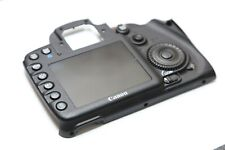 Canon EOS 7D back panel mit LCD