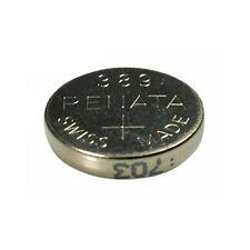 #389 (SR1130W) Renata Mercury Free Watch Batteries - Strip of 10