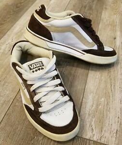 VANS The Whip Ryan Guettler VN-OC92WJQ Padded US 10 Coffee Skateboarding Shoes
