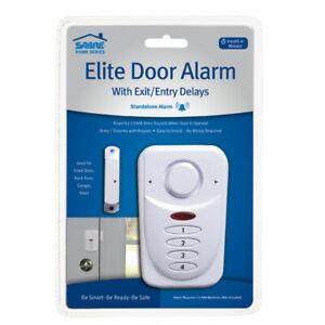 NEW Sabre Shed & Garage Alarm