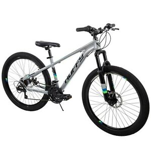 "Huffy 26"" Scout Men's Mountain Bike Light Gray Fast Free Shipping new arrival"
