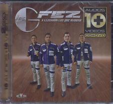 CD / DVD Los Gfez y LLegaron Los Que Mandan  NEW SERIE 10 + NOW SHIPPING !