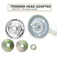 4Pcs/Set Outdoor Trimmer Head Adaptor Kit Lawn Mower Accessories X2V2