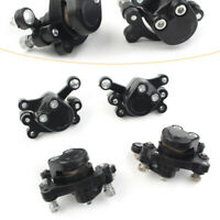 Front + Rear Disc Brake Caliper Pads for 47cc 49cc Mini Pocket Bike ATV Quad BLK